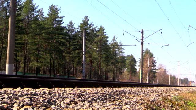 Diesel locomotive video