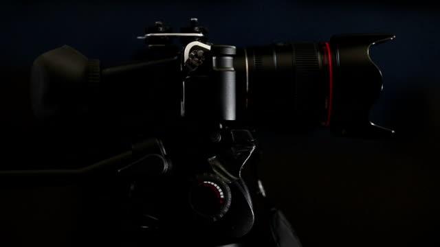 Digital Camcorder with Viewfinder video