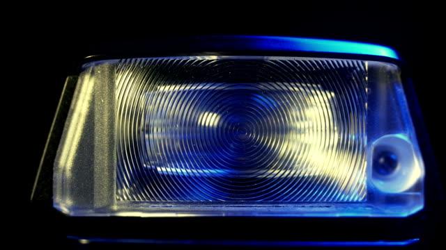Digital camera - activating flash light video