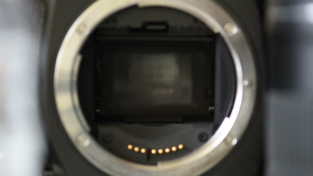 Digital camera cmos sensor video