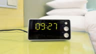Digital Clock Timing 00:00~12:00 (Time-lapse) video