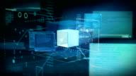 Digital Data Code Network Interface Technology video