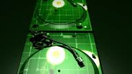 DJ Digital Funk Turntables video