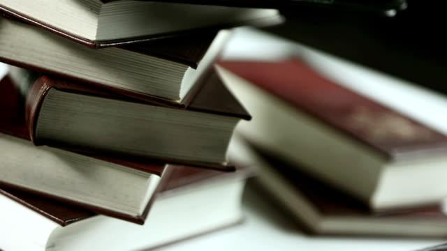 HD: Digital Tablet Against Printed Book video