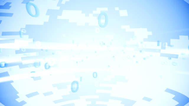 Digital World background video