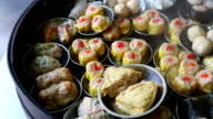 Dim Sum Shumai Chinese Cuisine video