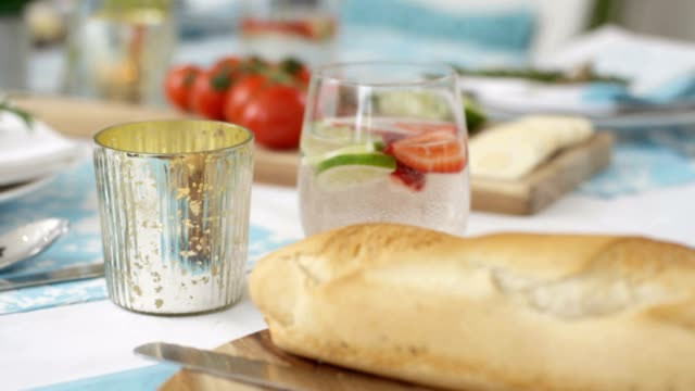Dining Table - Summer lunch video