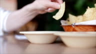 Dipping Chip video