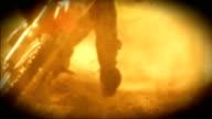 Dirtbike/Motocross Race video