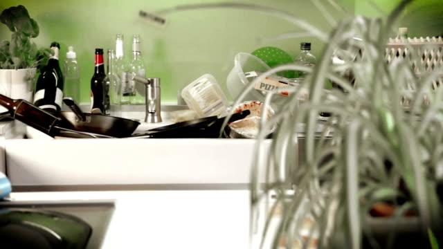 dirty kitchen video