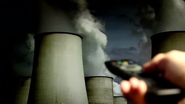 Dirty Power Plants on TV video
