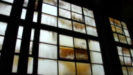 Dirty Windows Industrial Factory HD video