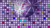 Disco Ball Background Loop video