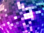 Disco Ball Full Screen video