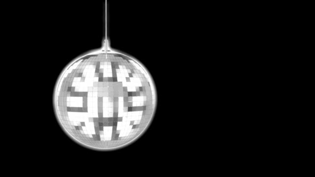 Disco Ball Mirrors Spin( HD) video