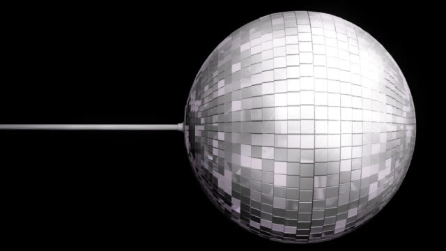 Disco Ball Mirrors Spin (HD) video