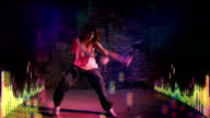 Disco dancer video