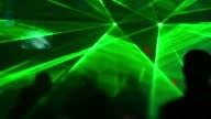 Disco Dancers In The Laser Light video