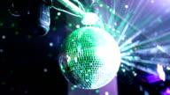 Disco Light Ball video