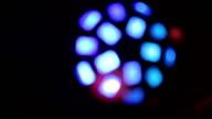 Disco Light with Bokeh video