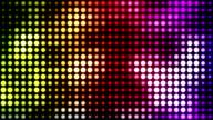 Disco mosaic loop video