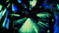 Disco music lights video