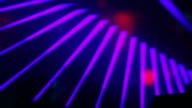 HD Disco scene with laser lights and DJ video