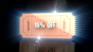 Discount Coupon 2 video