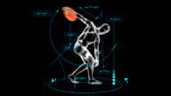 3D Discus Thrower video
