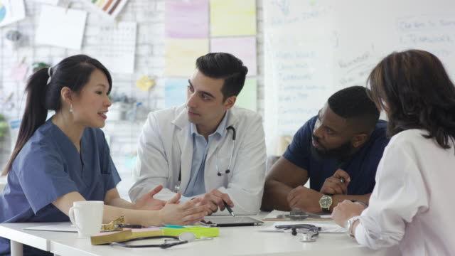 Discussing a Patient's Medical History video