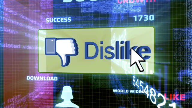Dislike Button In The Virtual World video