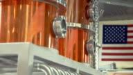 Distilling in usa video
