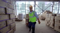 Distribution Warehouse video