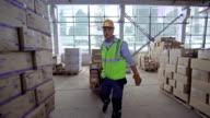 Distribution Warehouse video