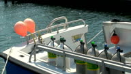 Dive Boat video