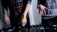 DJs and mixer video