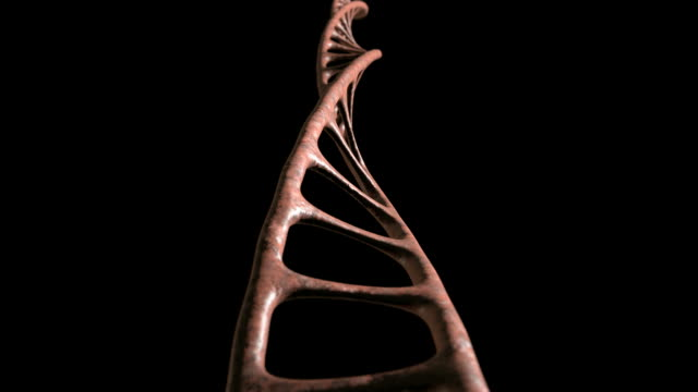 dna single strand animate view 5 new video