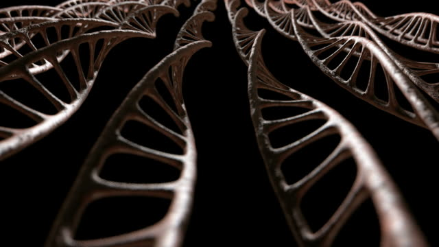 dna strand animate view 1 new video