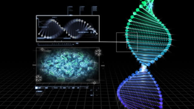 dna structure research video