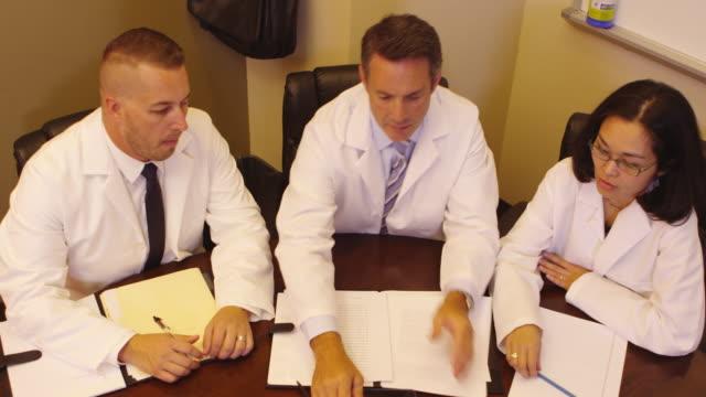 Doc meeting. video