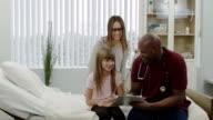 Doctor Visit video