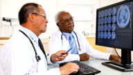 Doctors Reviewing Test Results video