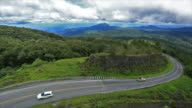 Doi Inthanon National park in Chiang Mai Province, Thailand video