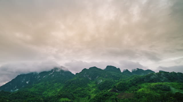 Doi Luang Chiang Dao mountain video