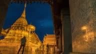 Doi Suthep Temple Time Lapse video