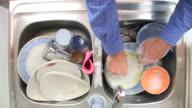 HD: Doing The Washing Up video