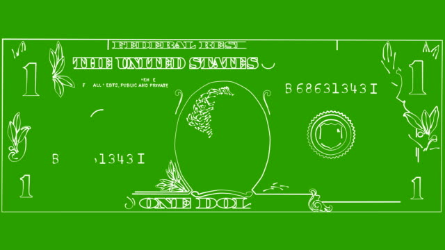 Dollar Drawing (HD) video
