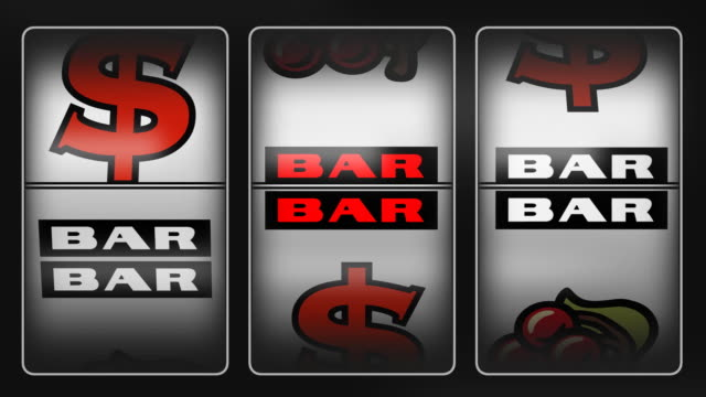 Dollar Sign Slot Machine video