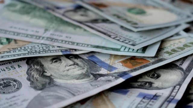 dollars rotating video