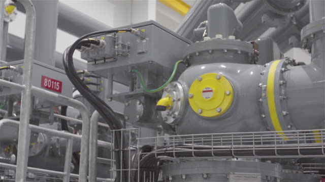 Dolly: Machinery in the power station video